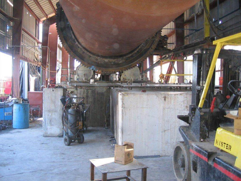 Kiln construction and fabrication